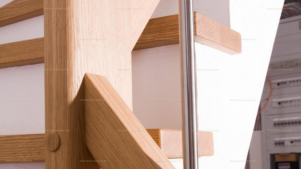 treppen holztreppen gel nder oberland. Black Bedroom Furniture Sets. Home Design Ideas