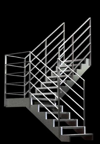 Treppen, Stiegen, Geländer - image