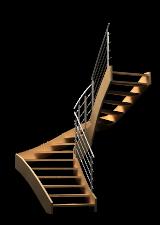 Treppen, Stiegen, Geländer - Trend
